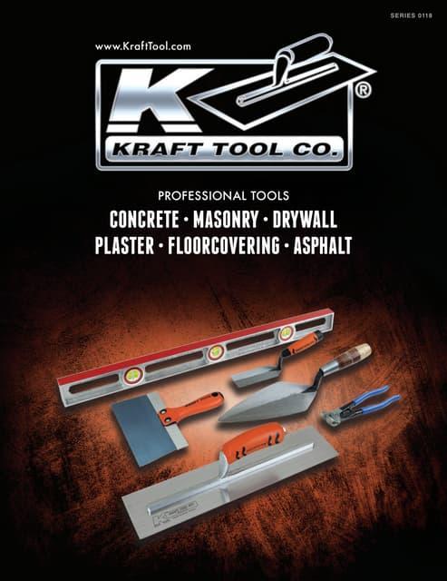 Kraft Tool CC679 4-Hole Bracket Base Plate