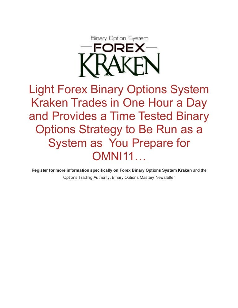 Forex binary options system kraken world indoor bowls championships 2021 betting