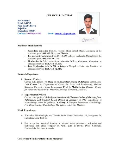 Cv Office Boy Docx