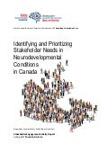 Identifying and prioritizing stakeholder needs in neurodevelopmental conditions in canada ACCESSIBLE