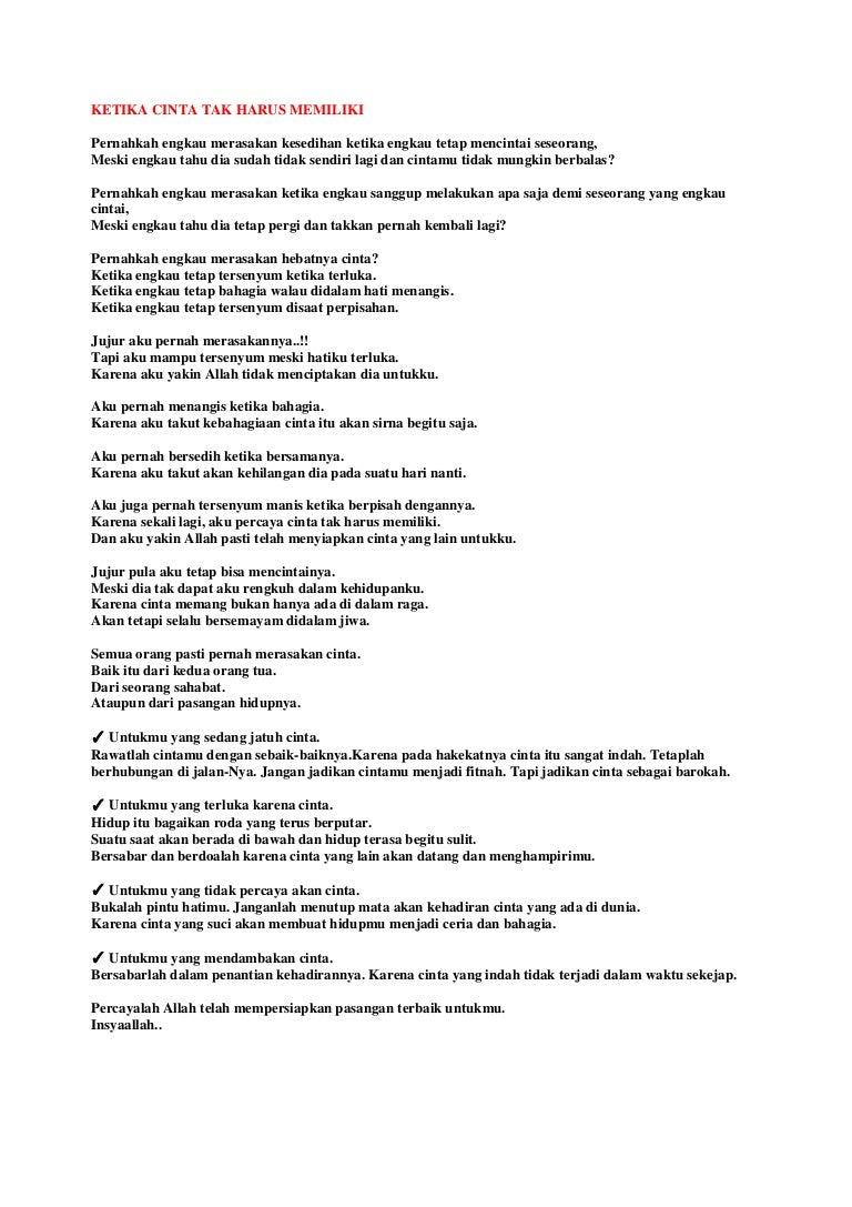 Kumpulan Kata Kata Mutiara Versi Terbaru