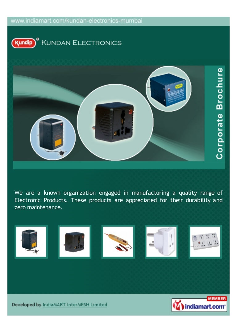 We are engaged in electronics wholesale in Almaty 56