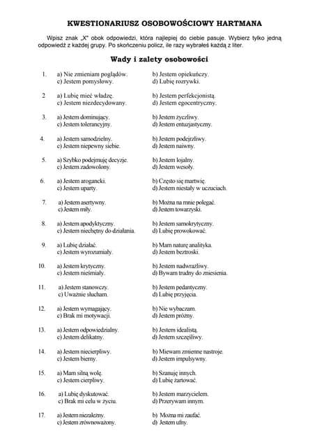 testy psychologiczne rodk pdf