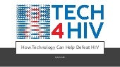 """Dynamic Talks: """"Applications of Big Data, Machine Learning and Artificial Intelligence in HIV Prevention, Treatment and Research"""" - Kyle Smith"""