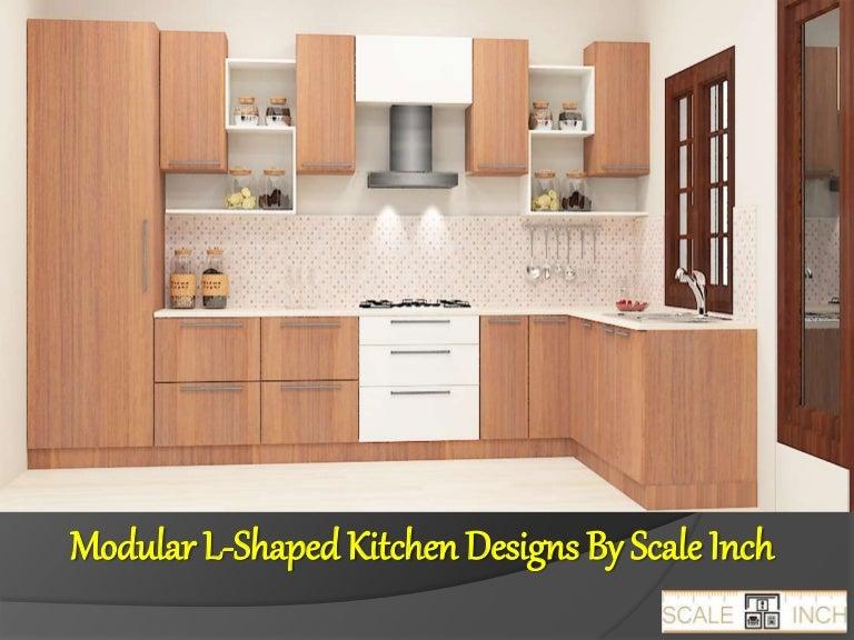 Modular L Shaped Custom Kitchen Designs Online In India Bnagalore