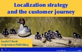 Localization strategy and the customer journey