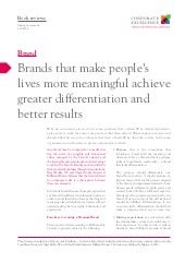 L15 Meaningful brands achieve better results