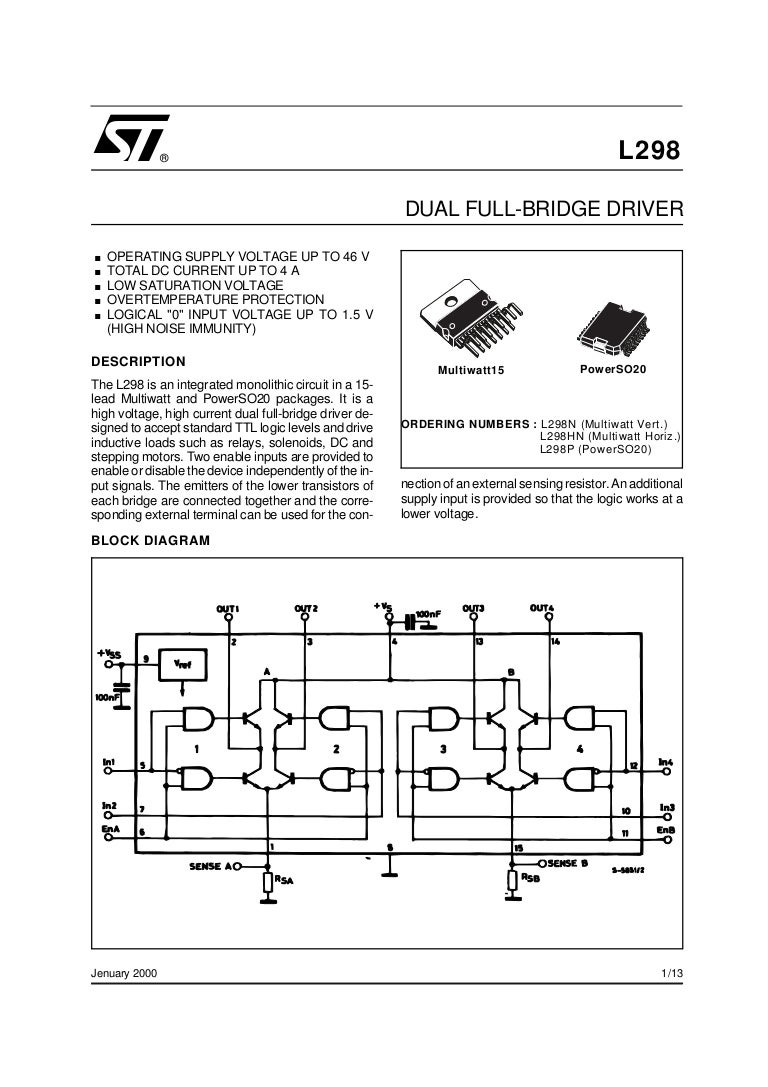 L298n H Bridge Diagram Free Download Wiring Diagrams Pictures Data Sheet 101021094558 Phpapp01 Thumbnail 4cb1287654401