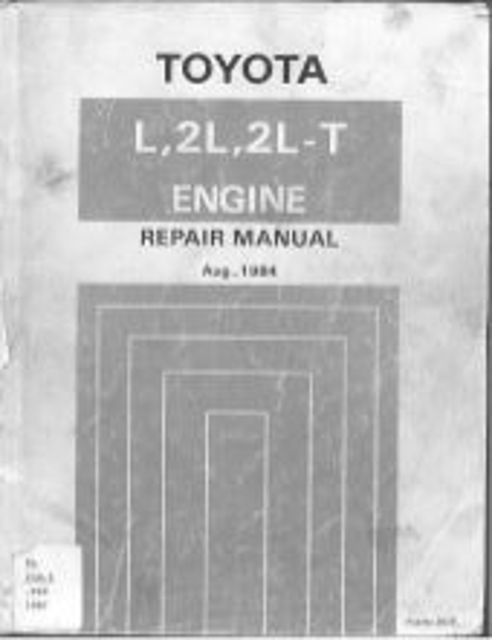 toyota motor manual 2 lt rh slideshare net 2LT Rank Second Lieutenant Abbreviation