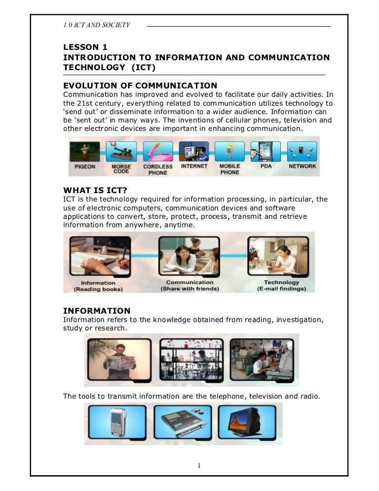 Reference Book For ICT Form   SlideShare