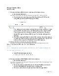 Lab Manual Managed Database Basics