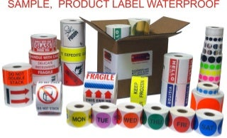 Label Sticker | LinkedIn