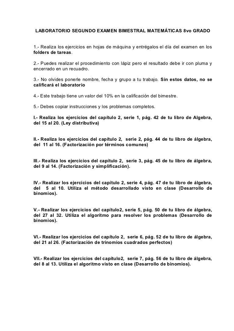 Famoso Matemáticas Hojas De Trabajo De álgebra De Noveno Grado ...