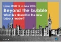 Beyond the Bubble - Labour Conference 2015