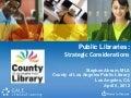 La county libraries