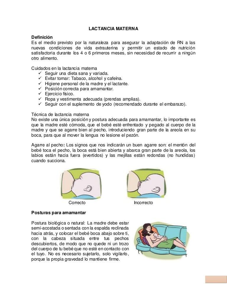 Dieta para amamantar a un bebe con reflujo