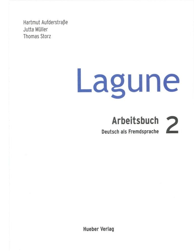 Lagune 2-arbeitsbuch (Deutschekursbuch)
