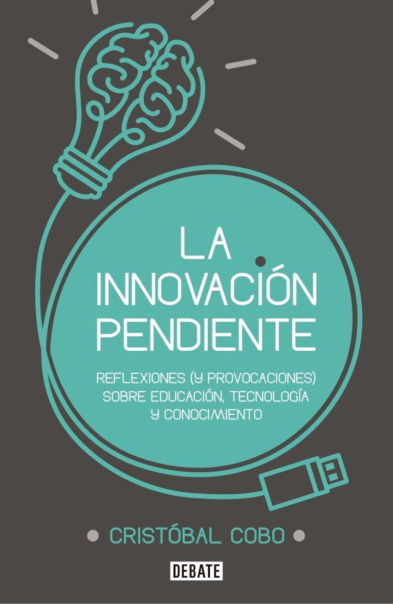 Resultat d'imatges de La_innovacion_pendiente