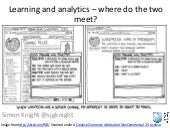 Learning and analytics – where do the two meet? #HEABigData summit day
