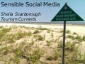 Sensible Social Media for Tourism Partners