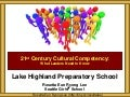 Lake Highland Cultural Competency Leadership
