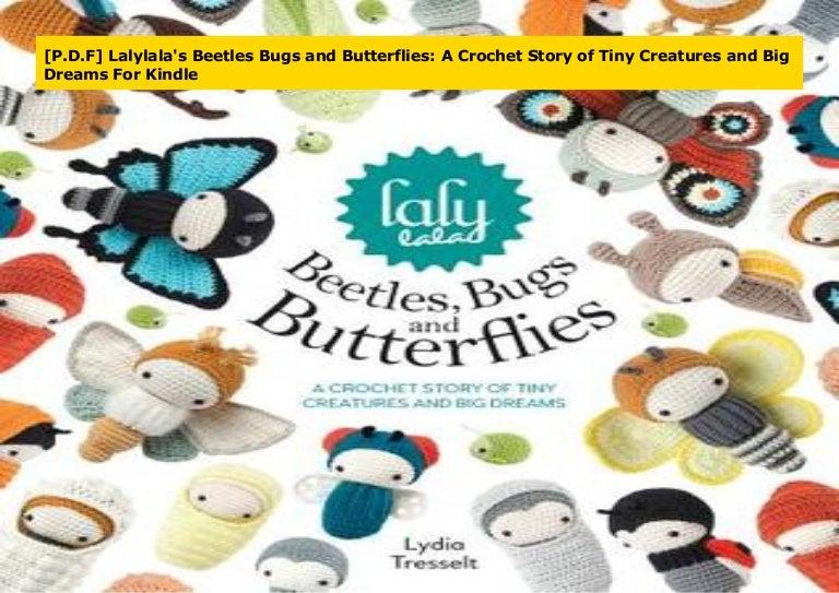 Crochet Beetle tutorial Beetle pattern Making a beetle step by | Etsy | 543x768