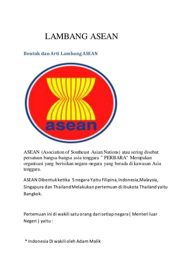 Lambang Asean Lambangasean 160208094540 Thumbnail 4 Jpg Cb 1454924810 Gambar