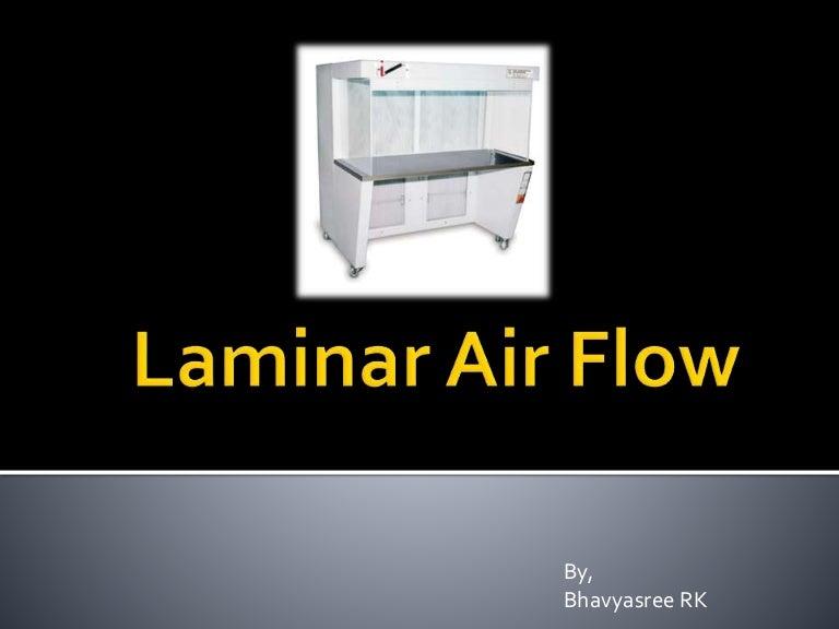 Laminar Air Flow