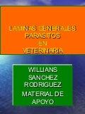 Laminas Generales Parasitos Veterinaria