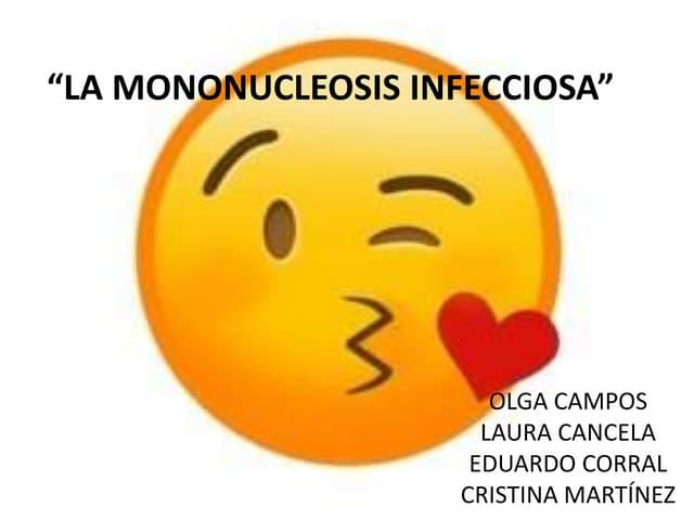 La mononucleosis