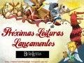 Próximas Leituras - Editora Belas Letras
