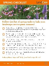 Spring Landscaping Tips landcare spring landscaping tips