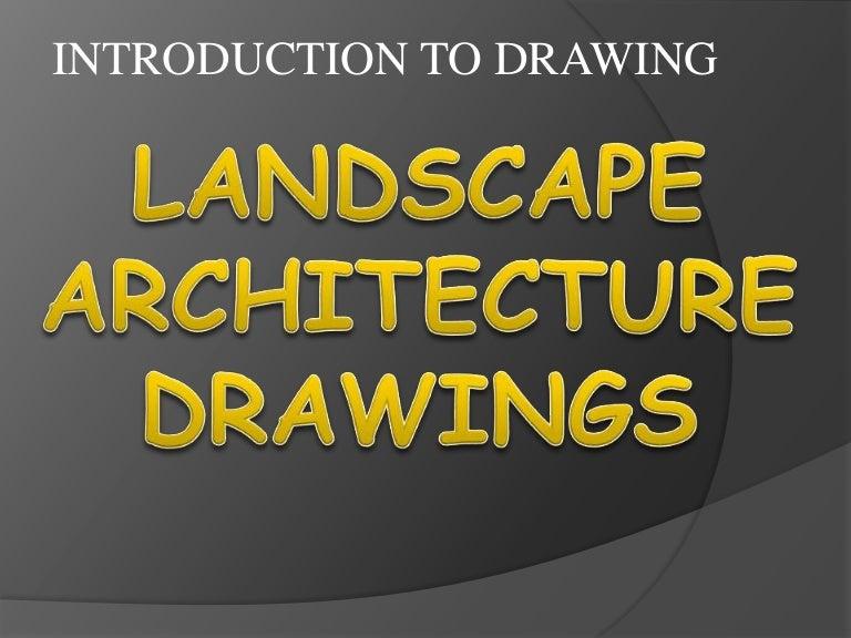landscape architecture blueprints.  Architecture To Landscape Architecture Blueprints