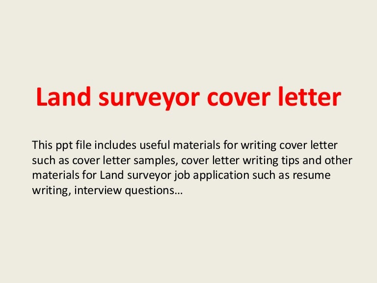 Land Surveyor Resume Examples Creative Land Surveyor Resume Job