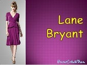 Lane Bryant Printable Coupons