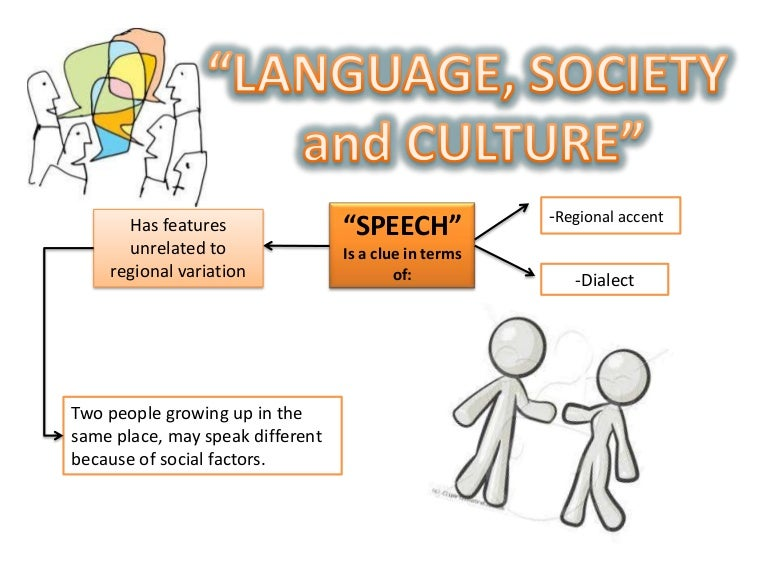 language society and culture ppt