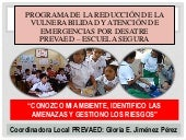 Informe PREVAED CHICLAYO 2014