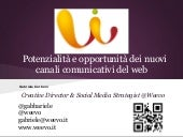 Lapam Confartigianato: potenzialità e opportunità dei nuovi canali comunicativi del web
