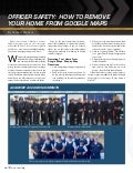 Lapd police reserve publication article by the Paris911 team Officer Safety