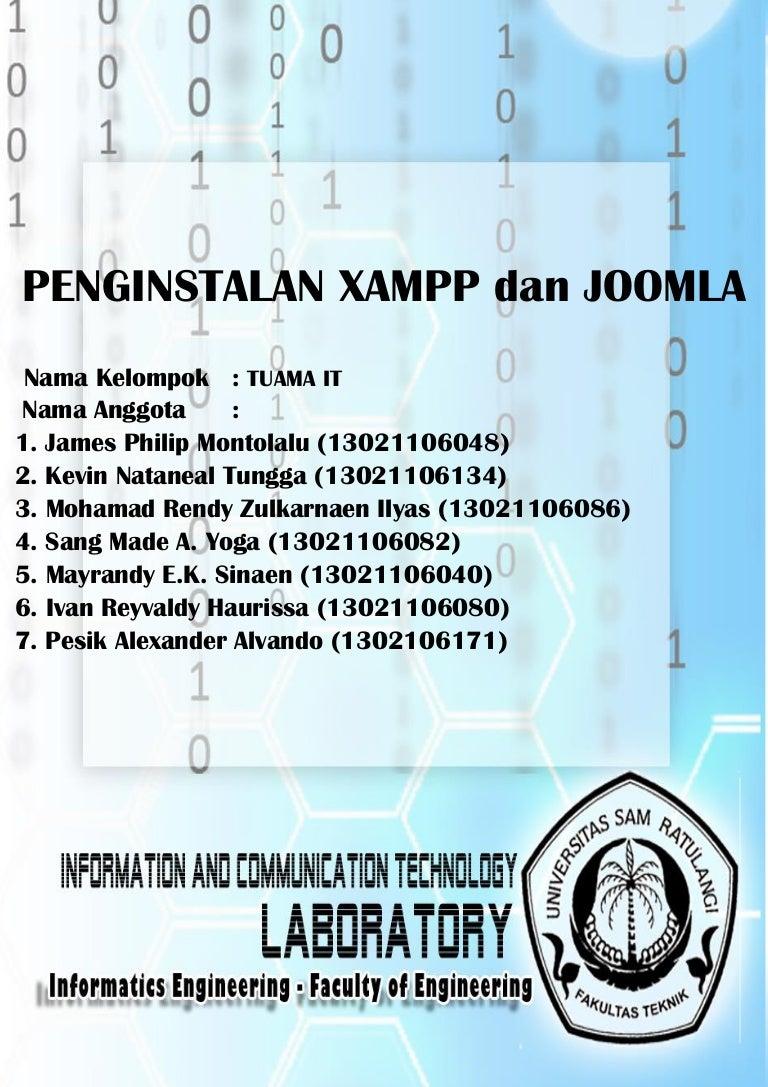 Laporan Xampp Dan Joomla
