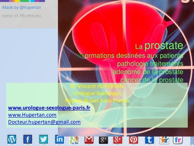 adénome de la prostate pdf