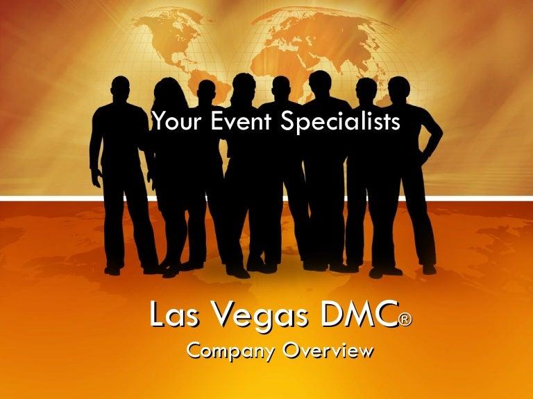 Las Vegas Dmc Power Point Presentation