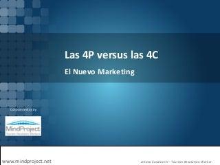 Las 4 P Versus las 4 C - El Nuevo Marketing