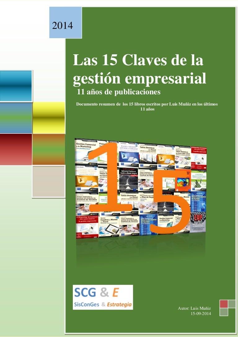 Las claves de_la_gestion_empresarial_v15