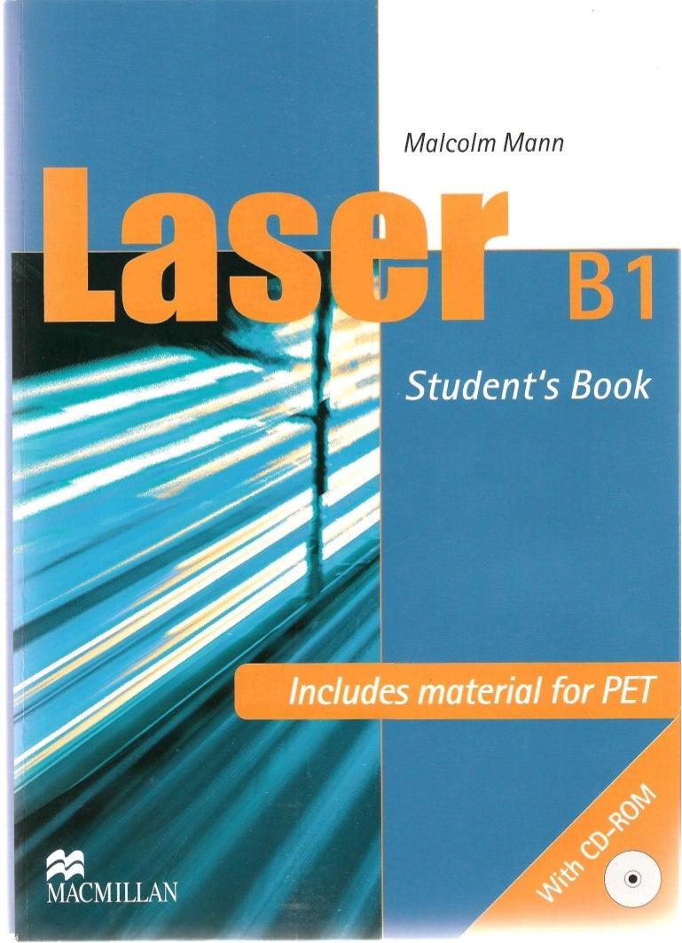Задания из учебника laser
