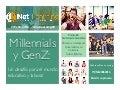 Las nuevas generaciones millennials y generación z - Webinar Net-learning