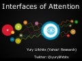 Interfaces of Attention: What if people will outsource management of their attention?
