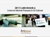 Latam Research 2010 / 2011
