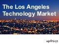 There is Something Going on in the LA Tech Market by Upfront Ventures