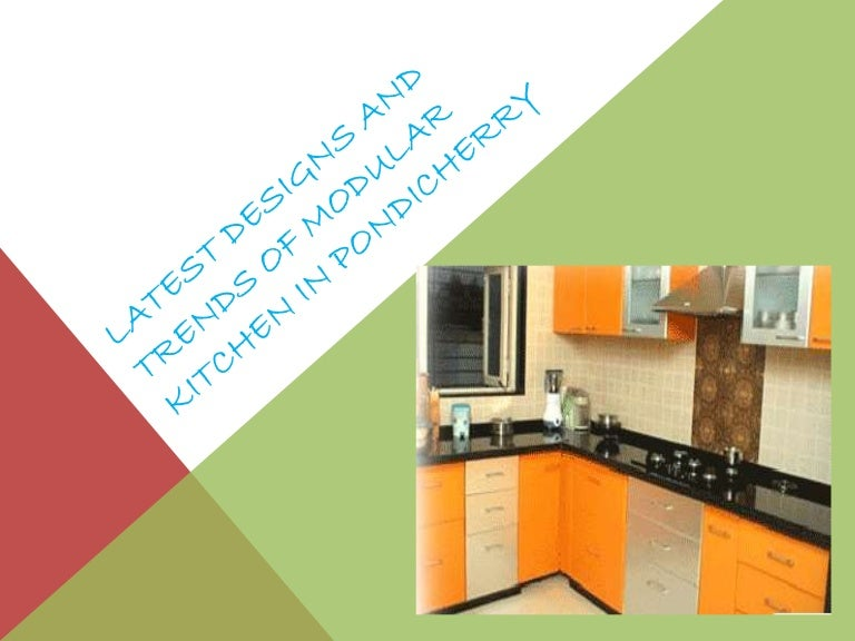 Modular Kitchen In Pondicherry